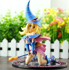 Anime Yu Gi Oh Dark Magician Girl Mana Toy Figure Doll New in Box