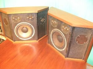 Acoustic Research AR MST improved (2nd series), bookshelf speaker pair