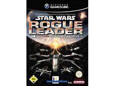 ## Star Wars: Rogue Leader (Deutsch) Nintendo GameCube / GC Spiel ##