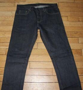 UNIQLO  Jeans pour Homme W 31 - L 32 Taille Fr 40  (Réf # O087)