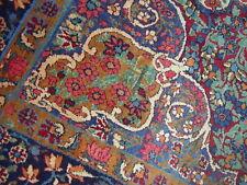 handgeknüpfter Orient Teppich antike Perser Brücke  old antique rug carpet tapis