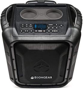 ECOXGEAR EcoBoulder+ GDI-EXBLD810 Rugged Waterproof Floating Bluetooth Speaker