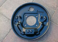 Fiat 126 Backing Plate REAR Left New 4X98