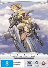 The Last Exile - Fam Silver Wing (DVD, 2016, 4-Disc Set)