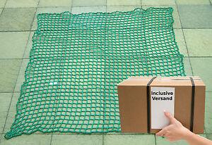 Futtersparnetz Heunetz Raufennetz 2,5m x 2,5m/ 45mm Maschenweite; inkl. Versand
