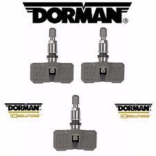 Dodge Chrysler Set Of 3 Tire Pressure Monitoring Sensors(TPMS) Dorman 974-002