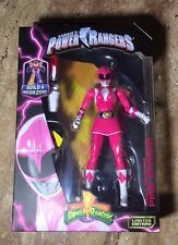 Saban's Power Rangers Pink Ranger Legacy Collection Limited Edition Megazord