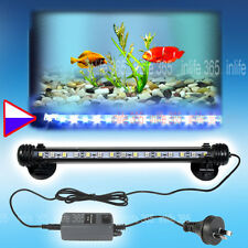 Aquarium Fish Tank Coral Plant 5050SMD LED Light Bar Lighting Lamp White Blue