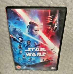 Star Wars: The Rise of Skywalker (DVD, 2020) Daisy Ridley