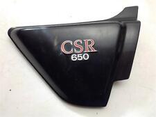 Used Side Cover Plastic Body Cover Kawasaki KZ650 CSR 1981-83 RSC Right  SC-88