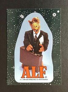 1988 Topps 2nd Series ALF Sticker - No.26