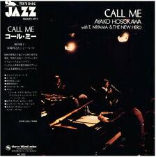 AYAKO HOSOKAWA CALL ME THREE BLIND MICE TBM-5013 Japan OBI Vinyl LP