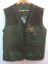 "Mans Waistcoat Padded Gilet 42 44 "" M Green Regatta Body warmer Fishing Shooting"