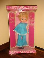 "Vintage Ellanee 1970's Sweet Sue A Childs Delight Doll 15"" Sleepy Eyes"