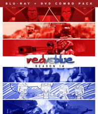Red Vs. Blue: Season 14 [New Blu-ray] With DVD, 2 Pack