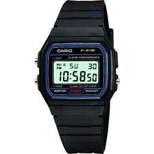 Casio F91w Classic Digital Retro Mens Cheap Watch Black Sports Alarm Stopwatch