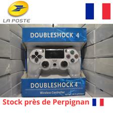Manette Playstation BLANCHE Sans Fil Double Shock PS4 Console Vidéo Jeux NEUVE