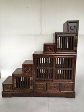 oriental step-cabinet