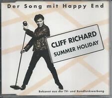 CLIFF RICHARD - Summer holiday CDM 3TR GERMANY 1993 (EMI)