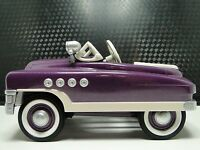 Pedal Car 1949 Buick 1950 Vintage Metal Collector Model READ >>>Length: 6 Inches
