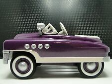 Pedal Car 1949 Buick 1950 Vintage Midget Metal Collector >>READ FULL DESCRIPTION