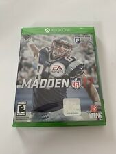XBOX ONE Madden NFL 17 2016 NEW SEALED Football Video Game Sports
