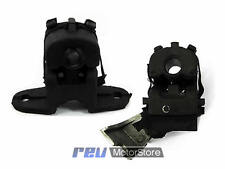 Peugeot 307 Exhaust Rubber Set Both Rear Rubbers Support Mounts Mountings Hanger