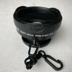 Sealife SL970 24mm Wide Angle Lens for Underwater Camera Scuba Diving