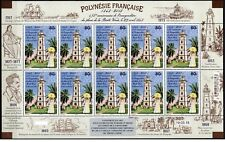 polynesia 2018 polynesie Venus Point lighthouse phare Leuchtturm faro 10v mnh FU
