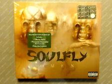 SOULFLY  -  OMEN  -  DELUXE EDITION  -  CD+ DVD 2010  DIGIPACK NUOVO E SIGILLATO