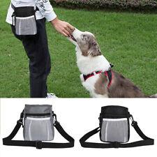 Small Dog Training Treat Pouch Bag Pet Waist Bum Bags Belt Snack Treats Walking.