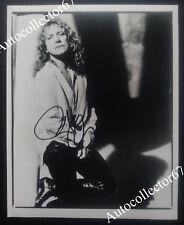 Authentic ROBERT PLANT signed AUTOGRAPH photograph Led Zeppelin