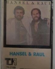 Hansel & Raul - Cassette New! Sealed! Rare! TH 1981