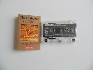 The Orthodox Tradition - Sacred Choral Music - Audio Cassette.
