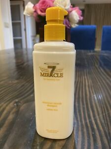 MIRACLE 7 HEAVENLY HEALER SHAMPOO 10 OZ. SULFATE FREE, FREE SHIPPING Missing Cap