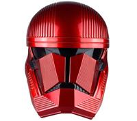 Sith Helmet Cosplay Star Wars Clone Props Mandalorian Yoda Face Adult Darth