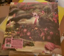 RIVAL SONS FERAL ROOTS 2 LP PINK VINYL 1ST PRESSING SEALED NEW GATEFOLD