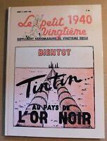 Intégrale des couvertures Petit Vingtième - Année 1940. Album cartonné - Neuf