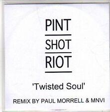 (CH155) Pint Shot Riot, Twisted Soul - 2011 DJ CD