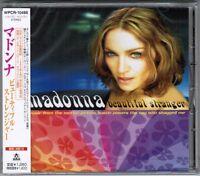 "Sealed MADONNA Beautiful Stranger JAPAN 3-track 5"" CD SINGLE WPCR-10486"