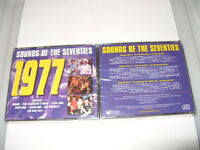 Sounds Of The Seventies 1977 3 cd  55 Tracks 2005-READERS DIGEST New &Sealed (F3
