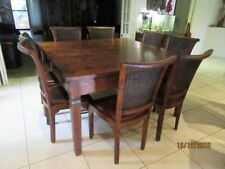Asian/Oriental Timber Dining Furniture Sets
