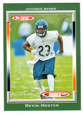 2006 TOPPS TOTAL #448 DEVIN HESTER ROOKIE