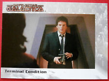 BATTLESTAR GALACTICA - Premiere Edition - Card #48 - Terminal Condition