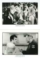 3 Photos Argentique Cinéma 13x18cm (1998) AMERICAN BOYS Brian Robbins Jon Voight