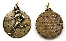 Medaglia Dopolavoro Ferroviario 1° Campionato Atletica Leggera Bologna 1950