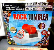 The Original Rock Tumbler, Rock Polisher model #635, NEW IN BOX, ages 10 and up