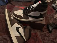 Travis Scott jordan 1 size 11