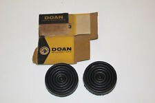 NOS Doan Brake & Clutch Pedal Pad Set 1933-48 Ford / Mercury