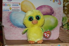 """TY BEANIE BOOS NUGGET THE CHICK.6"""".WALGREEN EXCLUSIVE.2016/2017.MWNMT.NICE GIFT"""